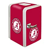 NCAA Alabama Crimson Tide Portable Party Fridge, 15-Quart at Amazon.com