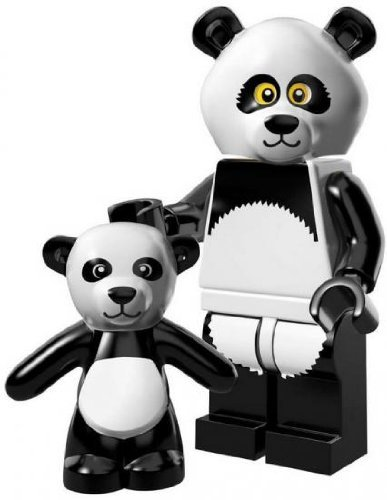 The Lego Movie Panda Guy Minifigure Series 71004