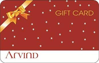 Arvind Gift Card - Arrow - Rs.5000