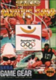 Olympic Gold Barcelona 92 Sega Game Gear