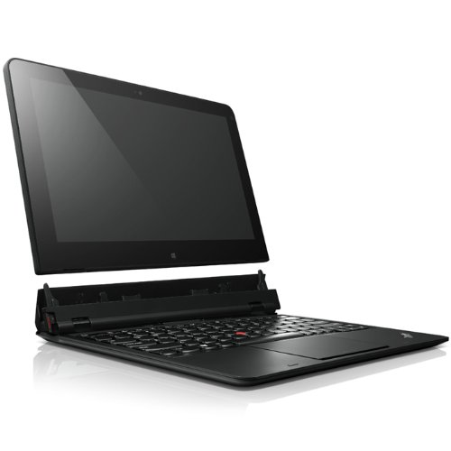Click to buy Lenovo ThinkPad Helix 36986SU 11.6-Inch Laptop (Black) - From only $4947.49