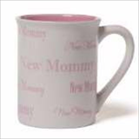16oz Stoneware Mug - New Mommy - 1