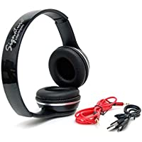 Signature Powerful Bass And Treble Headphones Compatible With ZTE Reliance D286