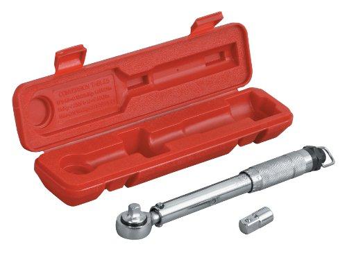 TEKTON 2455 3/8-Inch Drive Click Torque Wrench, 120-960 Inch/Lb.