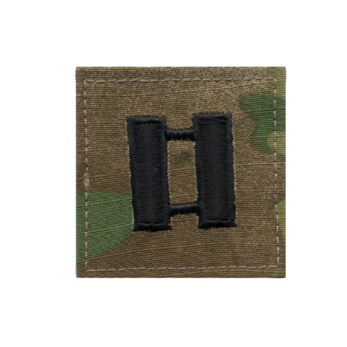 Multicam Captain Insignia