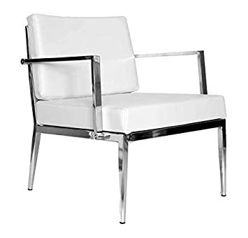 Nancy Armchair in White
