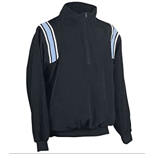 Buy Baseball Softball Umpire Long Sleeve Jacket (Little League, High School, College,... by Authentic Baseball Sports Shop