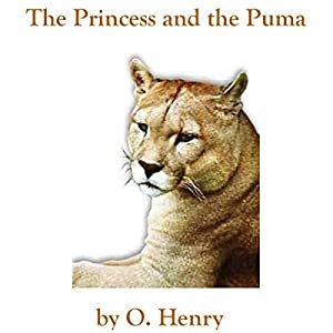 The Princess and the Puma Audiobook