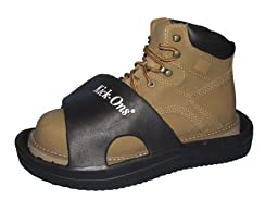 Kick-Ons Shoe/Boot Cover/Blk/XL