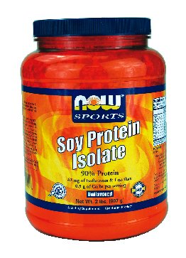 Soy Protein - 2 lbs - Poudre
