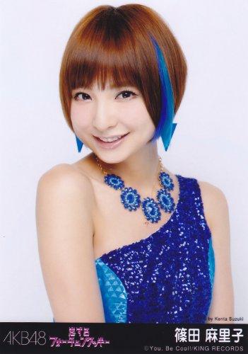 AKB48 公式生写真 恋するフォーチュンクッキー 劇場盤 【篠田麻里子】