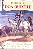 Exploits of Don Quixote (0216904668) by Reeves, James