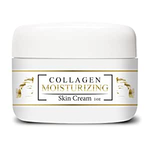 Cleopatra Beauty Care Cleopatra Beauty Care Anti Aging Collagen Moisturizing Cream with Shea Butter