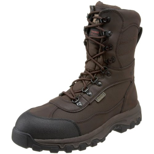 "Irish Setter Men's Trail Phantom 9"" Insulated Hunting Boot,Brown,11.5 D US"