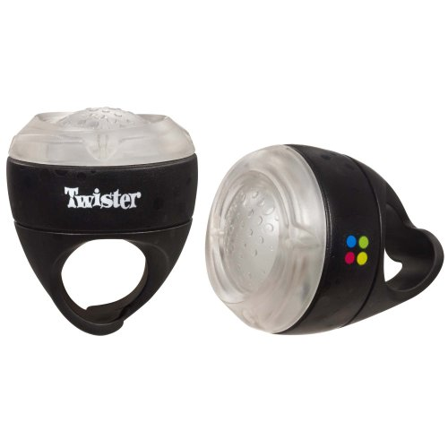 Twister Rave Ringz Game, Black