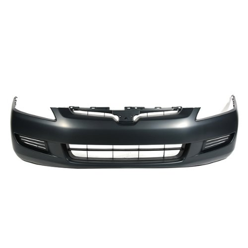 CarPartsDepot, Front Bumper Cover CAPA Certified Primed 2-Door Auto Replacement, 352-20720-10-CA HO1000211 04711SDNA90ZZ (2003 Honda Accord Ex Bumper Cover compare prices)