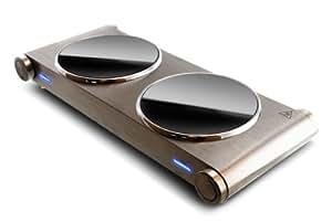Yoo Digital CY1200 Table de Cuisson Vitrocéramique