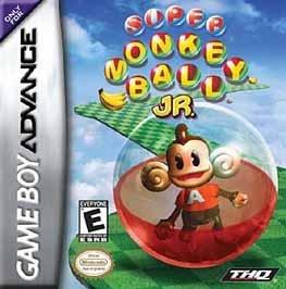 Super Monkey Ball Jr. front-426521
