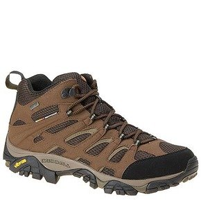 Merrell Mens Moab Gore Tex Waterproof