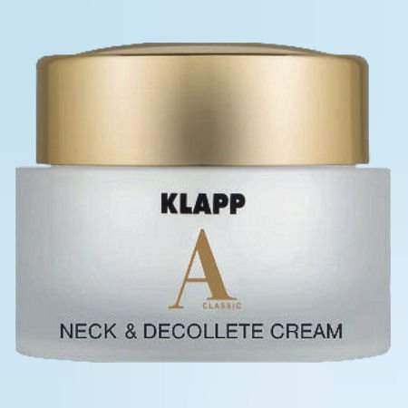 Klapp - A Classic Neck & Decollete Cream 50 ml
