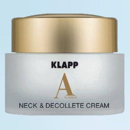 Klapp - A Classic Neck & Decollete Cream 50 ml