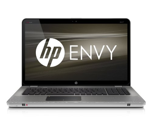 HP ENVY 17-2290NR Notebook PC - Gray