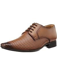 Bata Men's Sandler Leather Formal Shoe