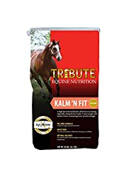 Kalmbach Feeds Tribute Kalm N Fit for Horse, 50 lb