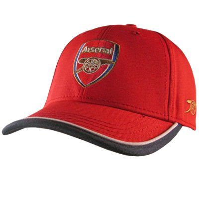 Official Arsenal FC Baseball Cap - A great gift / present for men, boys, sons, husbands, dads, boyfriends for Christmas, Birthdays, Fathers Day, Valentines Day, Anniversaries or just as a treat for and avid football fan