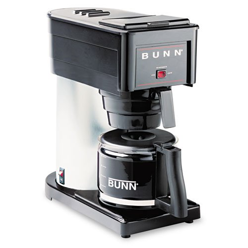 Bunn Products Bunn 10 Cup Pour O Matic Coffee Brewer Black