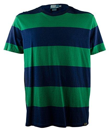 Polo Ralph Lauren Men'S Short-Sleeve Striped Jersey T-Shirt-Ng-Xxl