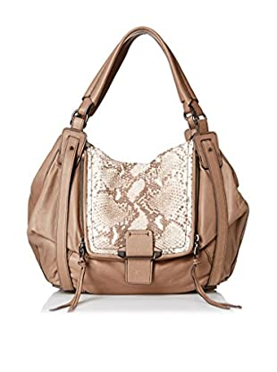Kooba Women's Jonnie Shoulder Bag, Python/Armadillo
