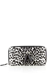Dalmatian Print Wallet