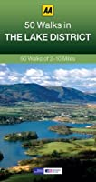 50 Walks in The Lake District (AA 50 Walks series)