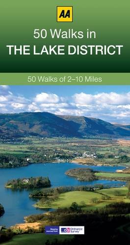 The Lake District: AA 50 Walks (50 Walks in)