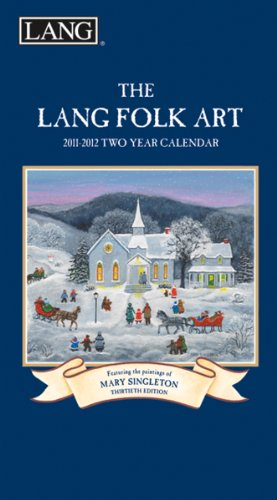 Lang Folk Art Calendar : Lang folk art calendar king
