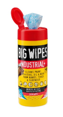 Big Wipes Industrial Plus+ (30)