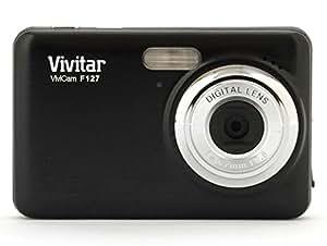 """Vivitar VF128-BLK-INT Appareil photo numérique Ecran 2,7"""" 14 Mpix Noir"""