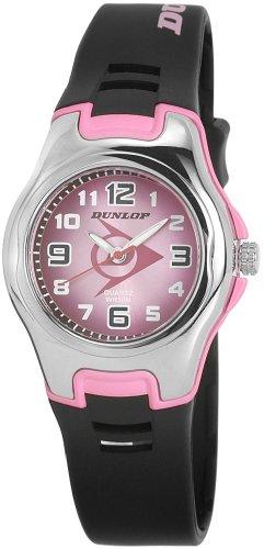 Dunlop Womens Sport Rubber Watch