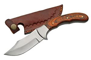 Szco Supplies Curved Skinning Knife