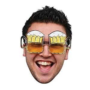 PALADONE Beer Goggles: Amazon.co.uk: Welcome
