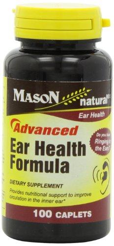 Mason Vitamins New Advance Ear Health Formula Caplets