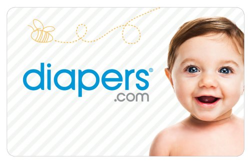 Diapers.Com Gift Card - $25 front-943435