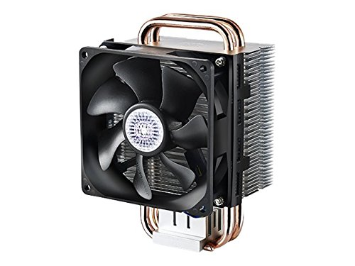 Cooler Master Hyper T2 - Compact CPU Cooler with Dual Looped Direct Contact Heatpipes (Cpu Cooler For Am2 compare prices)