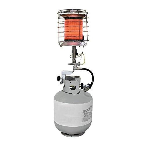 Dyna-Glo TT360DG 40000 Liquid Propane 360-Degree Tank Top Heater (Propane Infrared Heater Indoor compare prices)