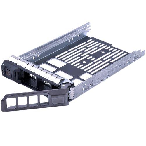 VicTsing 3.5 'SAS SATAu disco duro caddy bandeja bandeja de Hard Drive Caddy Dell Server R610 R710 T610 T710 F238F0G302D G302D0F238F0X968D X968D respuesta [las mercancías de importación paralela.