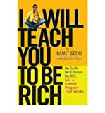 img - for [ I Will Teach You to Be Rich By Sethi, Ramit ( Author ) Paperback 2009 ] book / textbook / text book