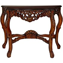 Big Sale Oriental Furniture Queen Victoria Console Table