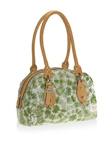 Buxton Women's Louisa Shoulder Bag, Green