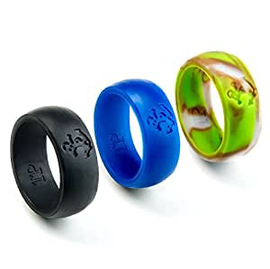 Image Result For Silicone Wedding Band Amazon